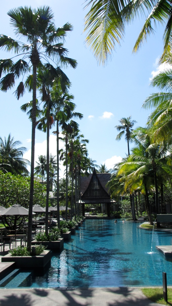 Twin Palms Resort in Surin Beach, Phuket